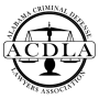 Alabama Criminal Defense Lawyers Association logo